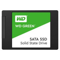 "HD SSD SATA III 2,5"" 480 Gb WDS480G2G0A Green Western Digital"
