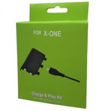 Kit Play and Charge Xbox One KP-5128 Knup