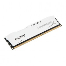 Memória DDR3 8 Gb 1600 Kingston HyperX Fury Branca