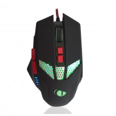 Mouse Gamer USB Predator 6782 Leadership