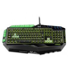 Teclado Gamer Warrior TC199 Multilaser