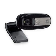 Camera WebCam Video Conferência Logitech C170